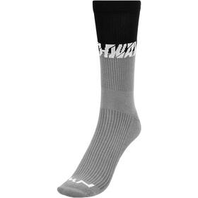 Northwave Edge Socks, zwart/grijs